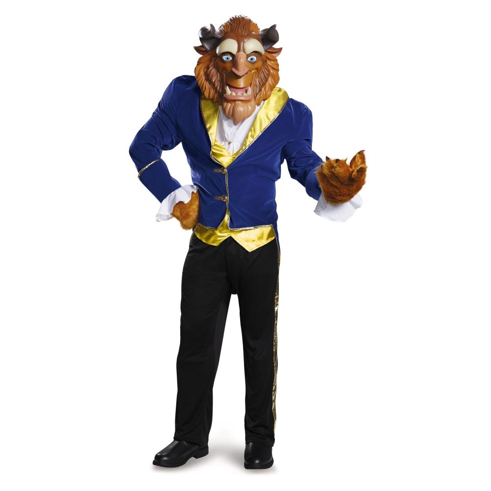 衣装、コスチューム ディズニー ビースト 大人男性用 Prestige ハロウィン 美女と野獣