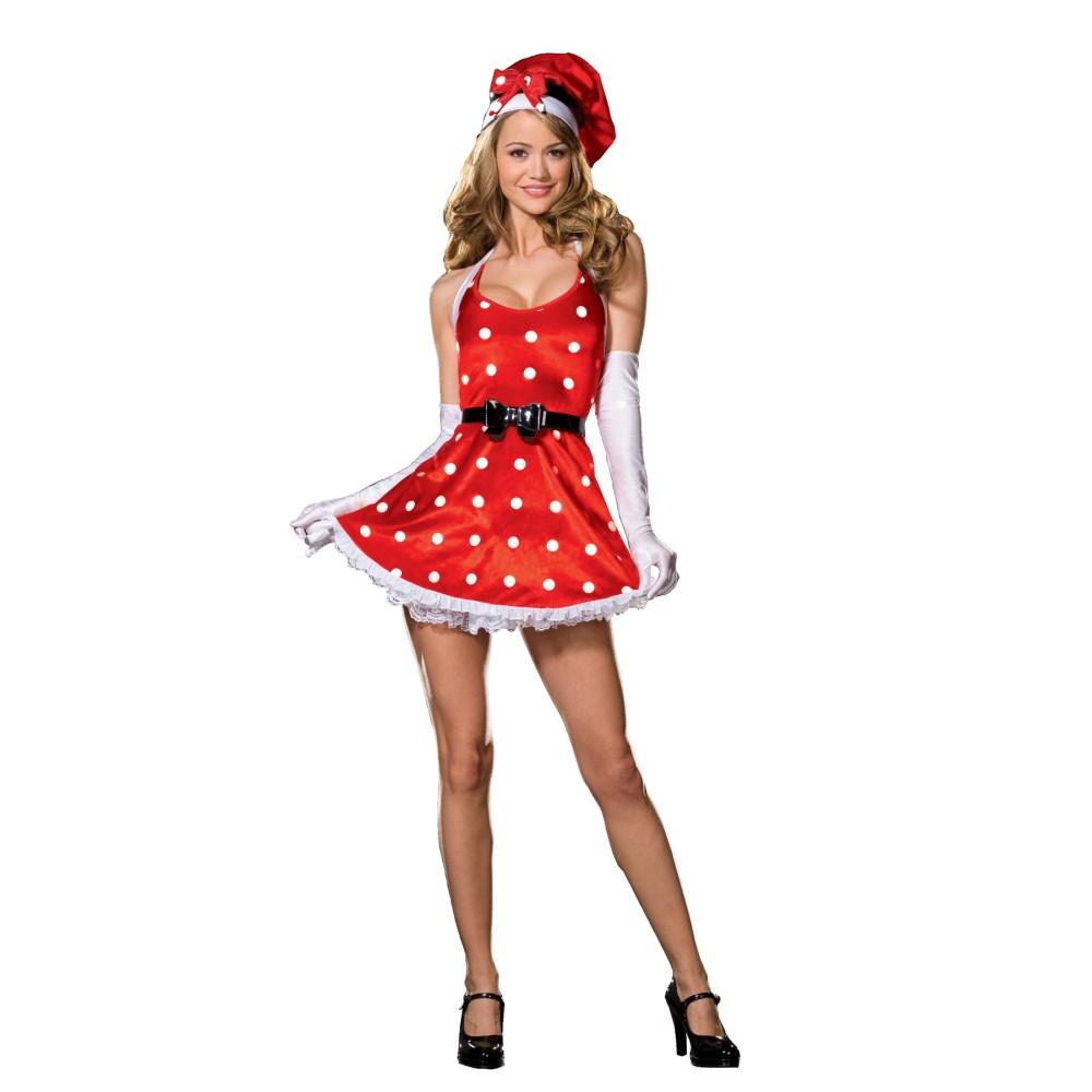 サンタ 大人女性用コスチューム ハロウィン コスプレ HOLIDAY PINUP