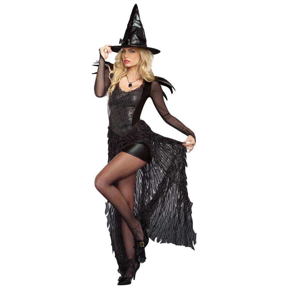 魔女 大人女性用コスチューム コスプレ ハロウィン WICKED ME