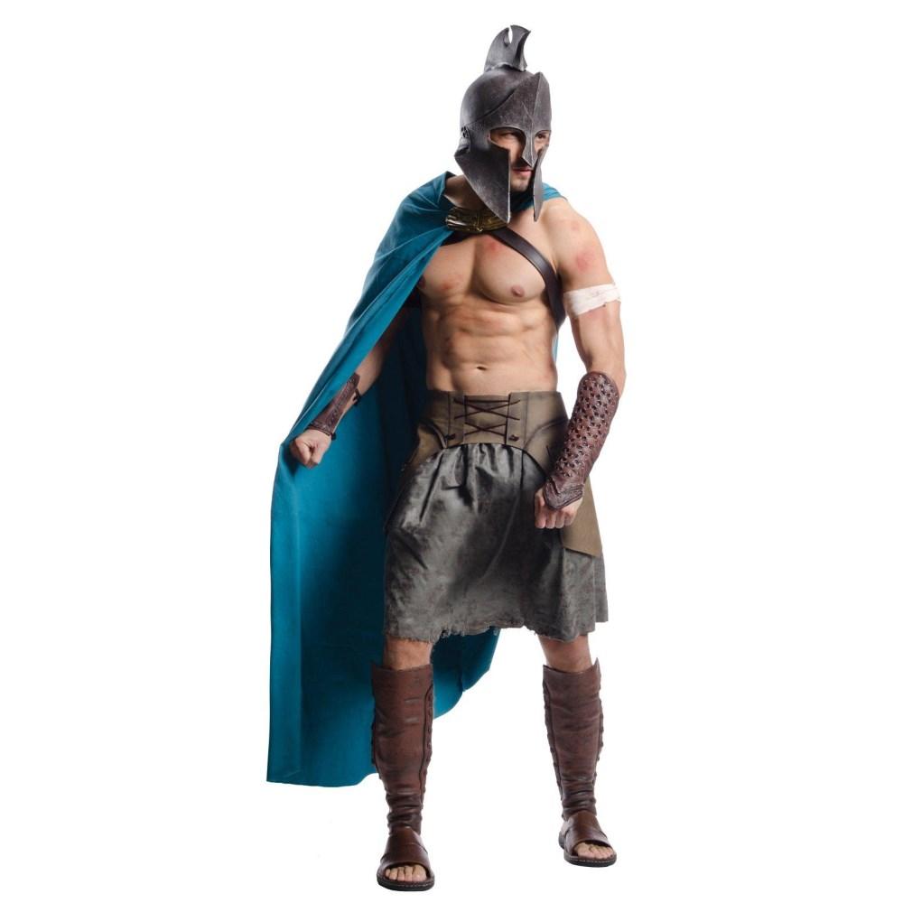 テミストクレス 衣装、コスチューム 大人男性用 300 〈スリーハンドレッド〉 ?帝国の進撃?