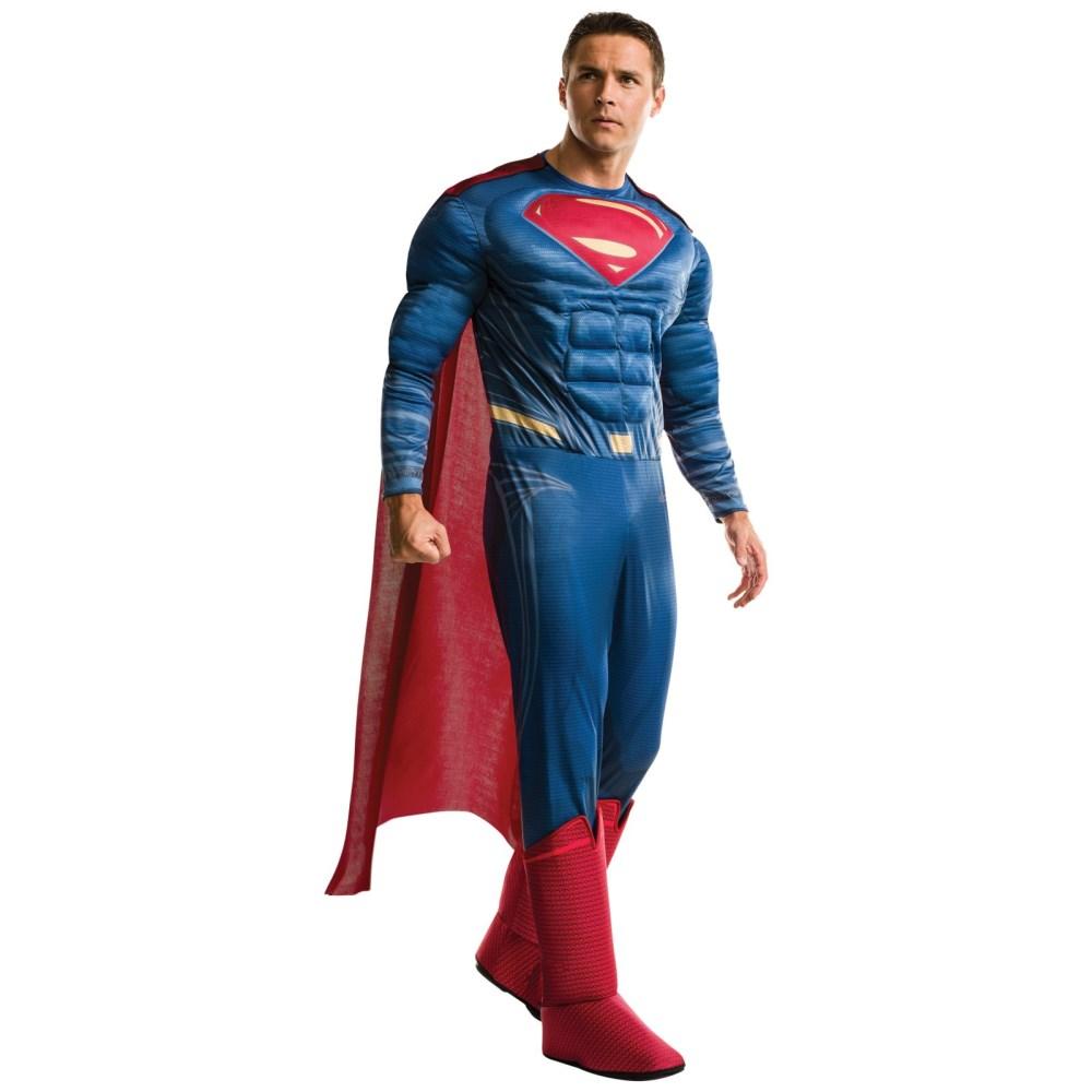 スーパーマン 衣装、コスチューム 大人男性用 Superman コスプレ