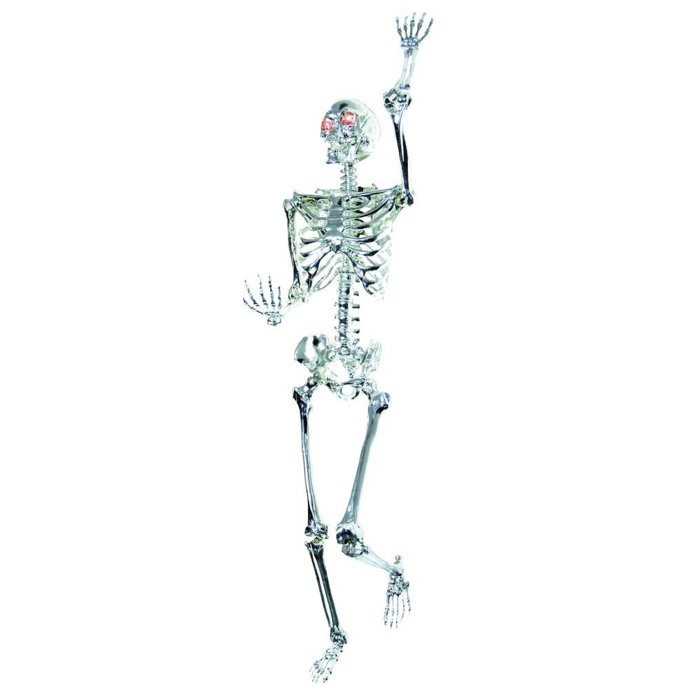 骸骨 デコレーション ハロウィン 150cm コスプレ