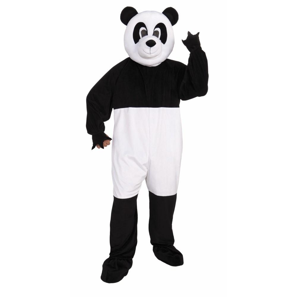 パンダ 衣装、コスチューム 大人男性用 着ぐるみ マスコット アニマル