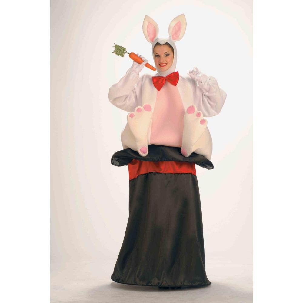 マジックハット うさぎ コスチューム 大人男女兼用 Magic Hat Rabbit