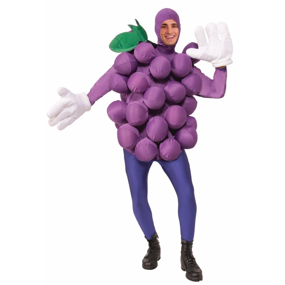 ぶどう 着ぐるみ 大人男女兼用 Purple Grapes