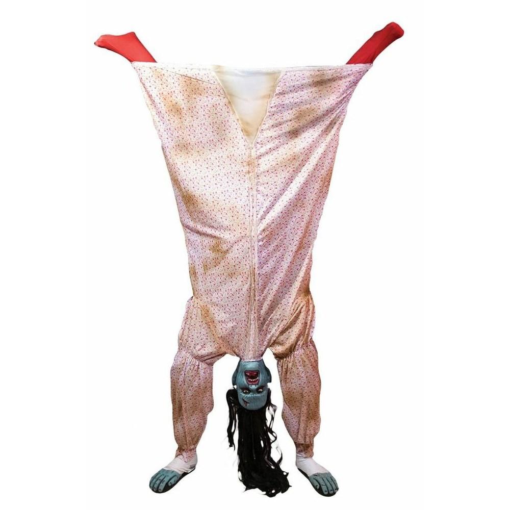 クレイジーレディ 衣装、コスチューム 大人用 エクソシスト 悪魔