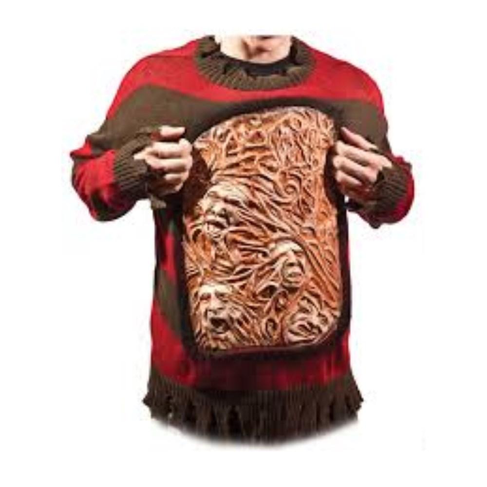 フレディ・クルーガー 動くセーター 動くセーター 大人男性用 衣装 エルム街の悪夢、コスチューム 大人男性用 エルム街の悪夢, 雑貨屋よしい:b1e567c3 --- officewill.xsrv.jp