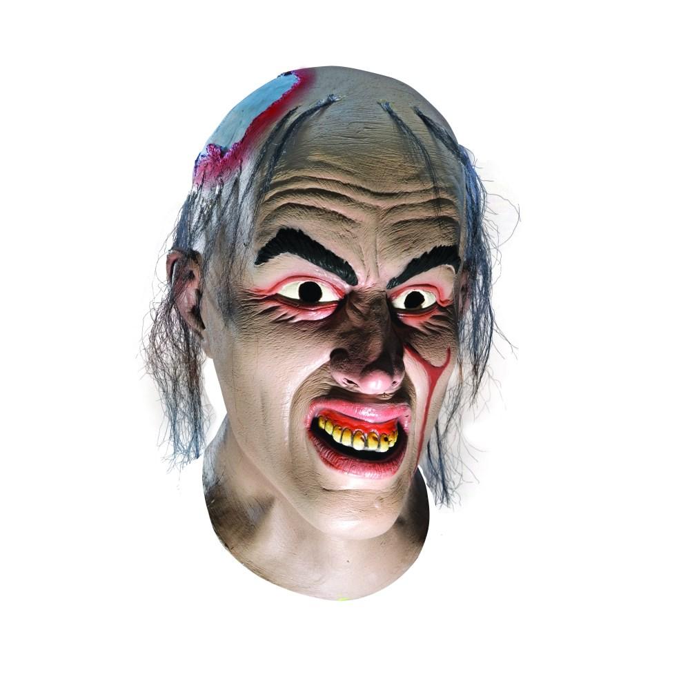 チョップ・トップ マスク 大人用 悪魔のいけにえ2 テキサスチェーンソー コスプレ