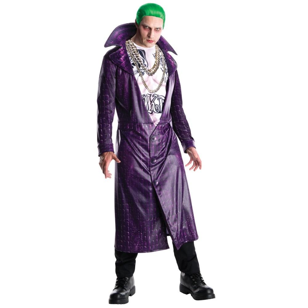 ジョーカー 衣装、コスチューム 大人男性用 スーサイド・スクワッド