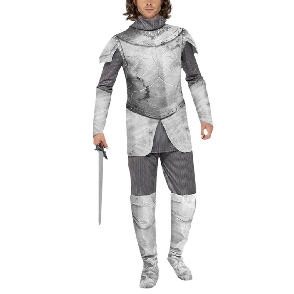 中世の騎士 衣装、コスチューム 大人男性用 ナイト