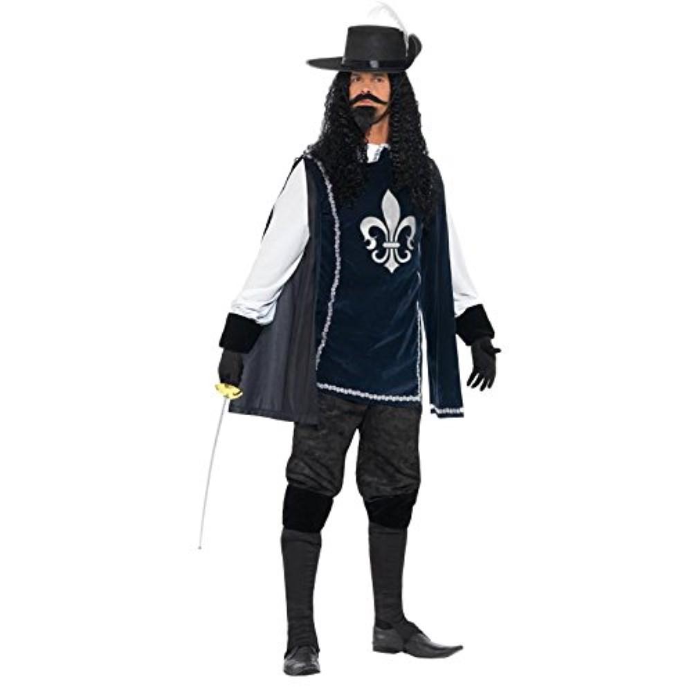 銃士 衣装、コスチューム 大人男性用 中世ヨーロッパ