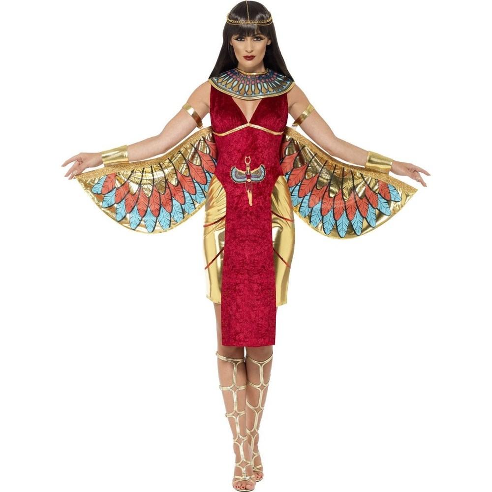 女神イシス エジプト コスチューム 大人女性用 Egyptian Goddess
