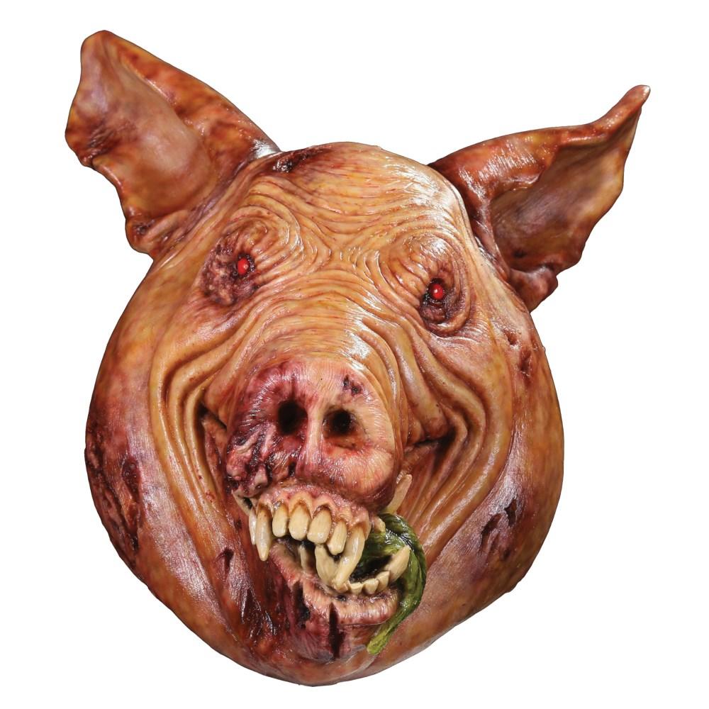 豚 マスク 悪魔の棲む家