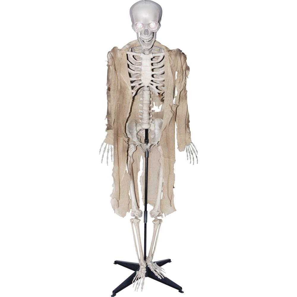 骸骨 デコレーション トーキングスケルトン