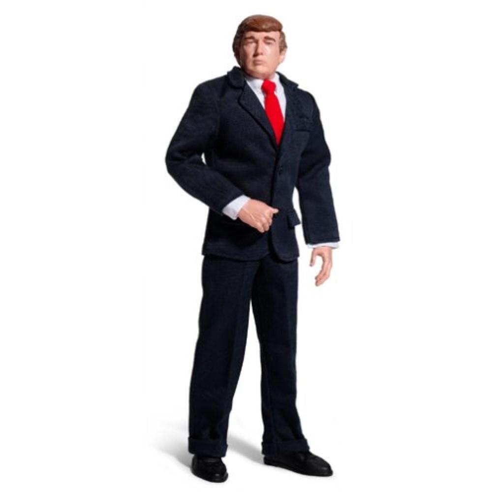 ドナルド・トランプ フィギュア アメリカ 大統領 12インチ サウンド付き