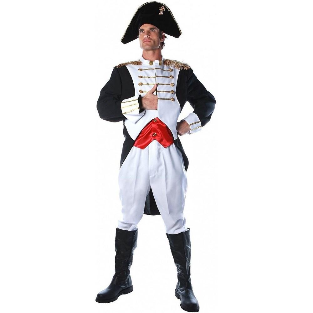 ナポレオン 衣装、コスチューム 大人男性用 フランス革命 ヨーロッパ コスプレ