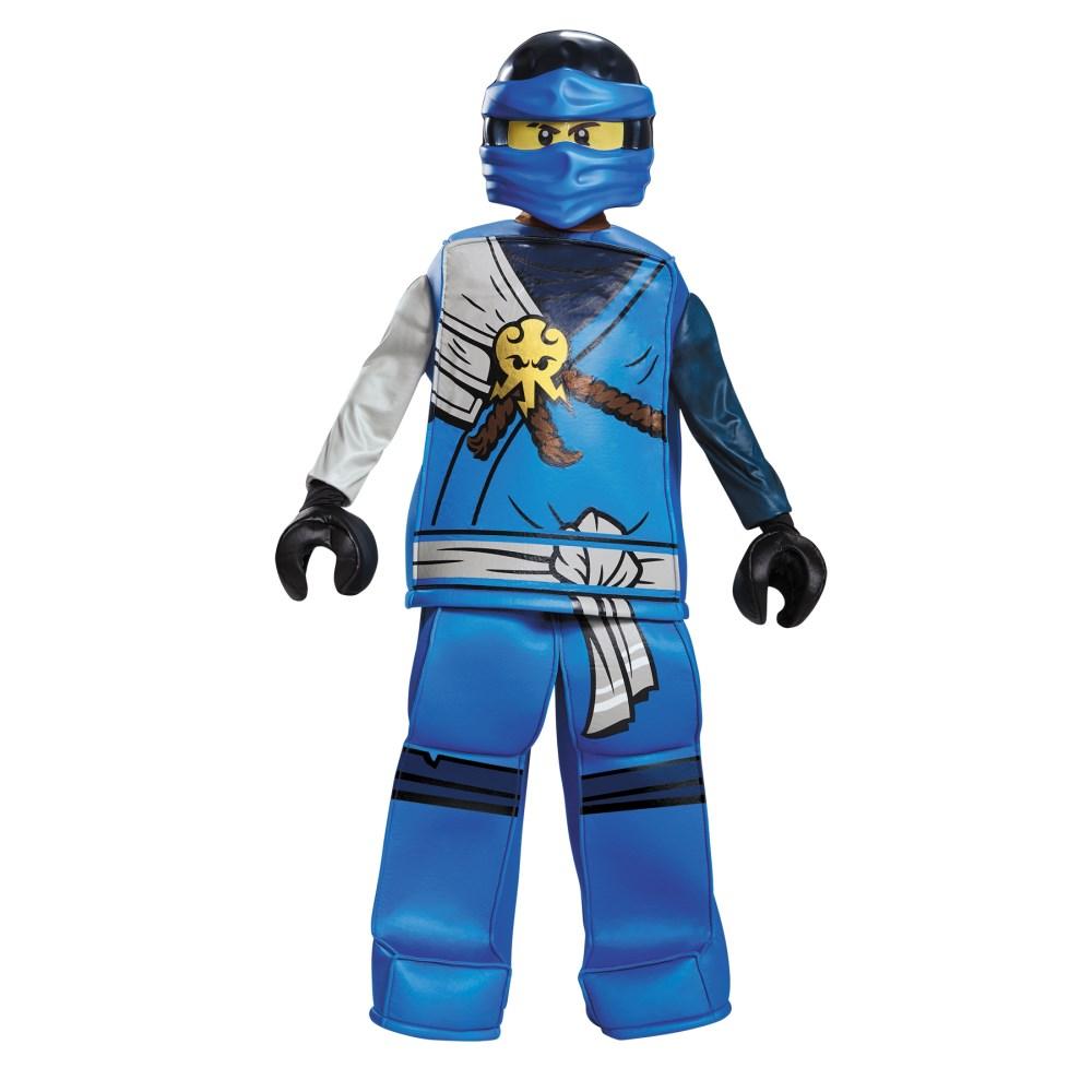ジェイ レゴ ニンジャゴー 衣装、コスチューム 子供男性用 JAY PRESTIGE CHILD