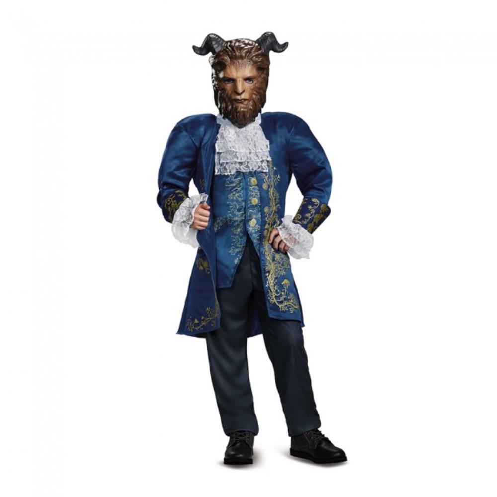 野獣 美女と野獣 ビースト 衣装、コスチューム 子供男性用 Beast Deluxe