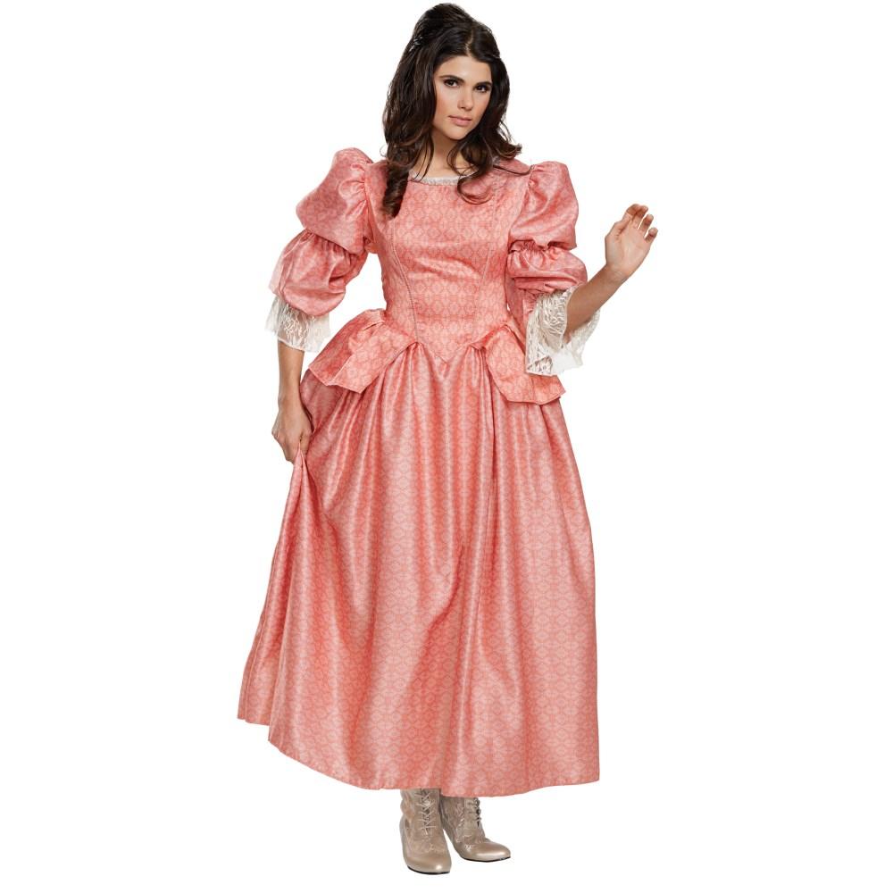 カリーナ パイレーツ・オブ・カリビアン 大人女性用 衣装、コスチューム コスプレ CARINA DELUXE ADULT