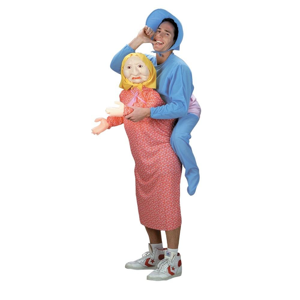 マミーボーイ  大人男性用 衣装、コスチューム コスプレ ADULT MOMMY'S BOY COSTUME