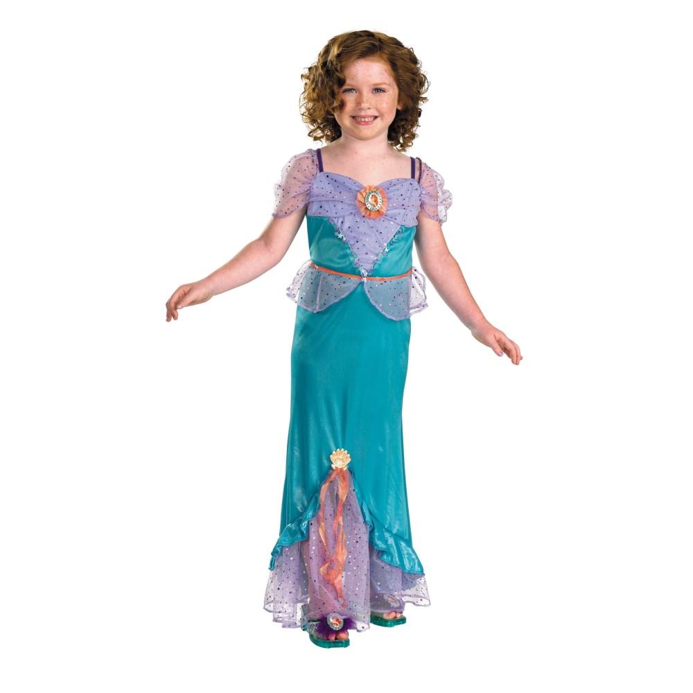 アリエル リトル・マーメイド 衣装、コスチューム 子供女性用 ARIEL CLASSIC SMX コスプレ