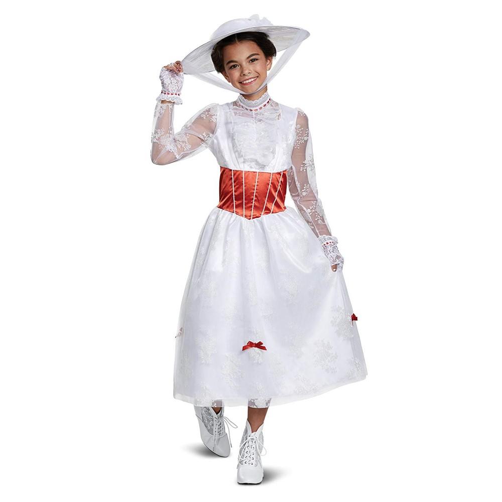 メリーポピンズ 衣装、コスチューム 子供女性用 Deluxe