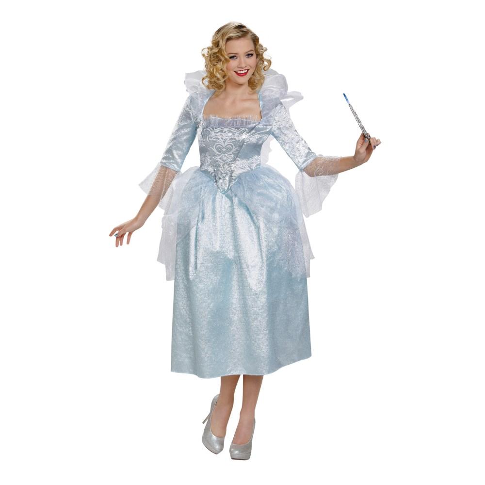 妖精 フェアリーゴッドマザー 大人女性用 衣装、コスチューム コスプレ FAIRY GODMOTHER ADLT