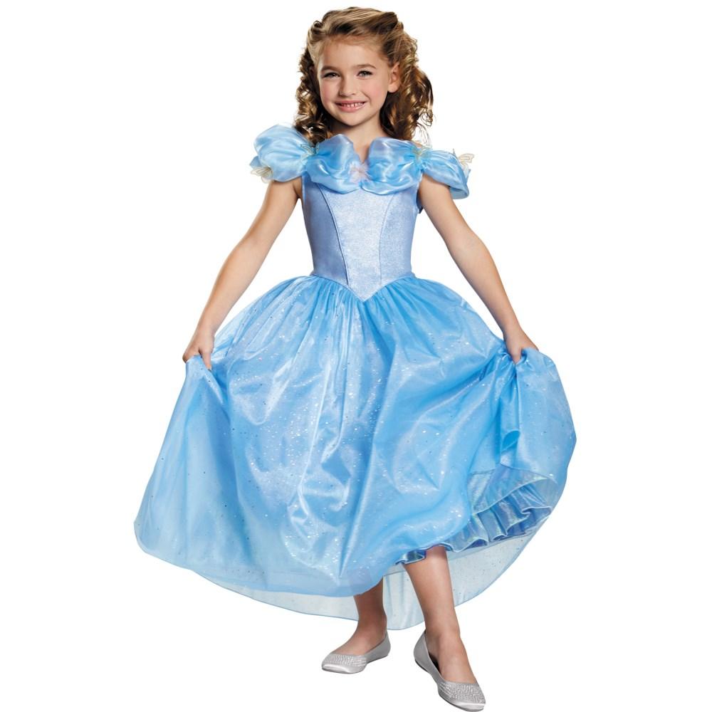 シンデレラ ディズニー 衣装、コスチューム 子供女性用 CINDERELLA MOVIE CH PRESTIGE