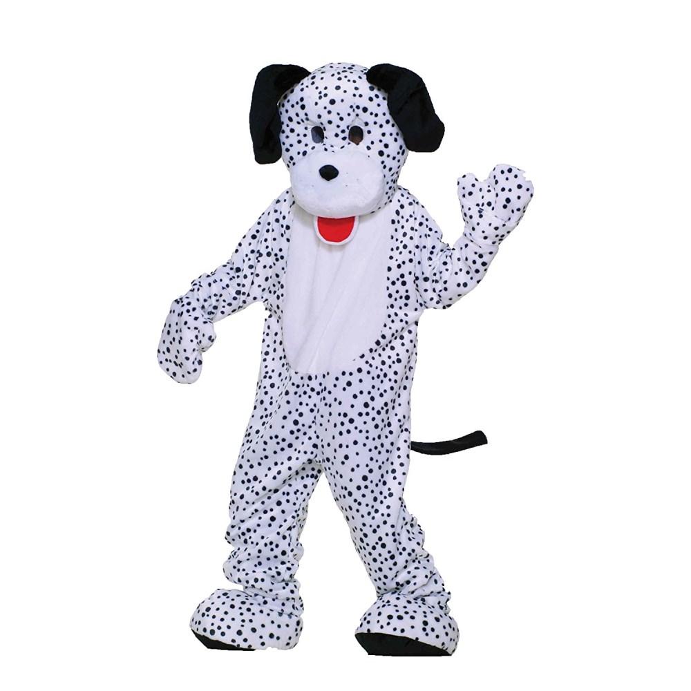ダルメシアン 犬 着ぐるみ 衣装、コスチューム 大人男性用