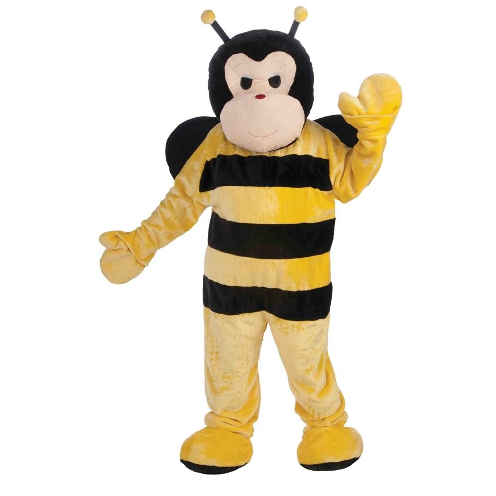 ミツバチ 蜂 着ぐるみ 衣装、コスチューム 大人男性用