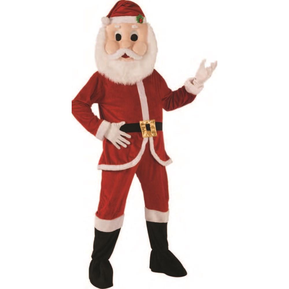 サンタクロース 衣装、コスチューム 着ぐるみ 大人男性用 クリスマス