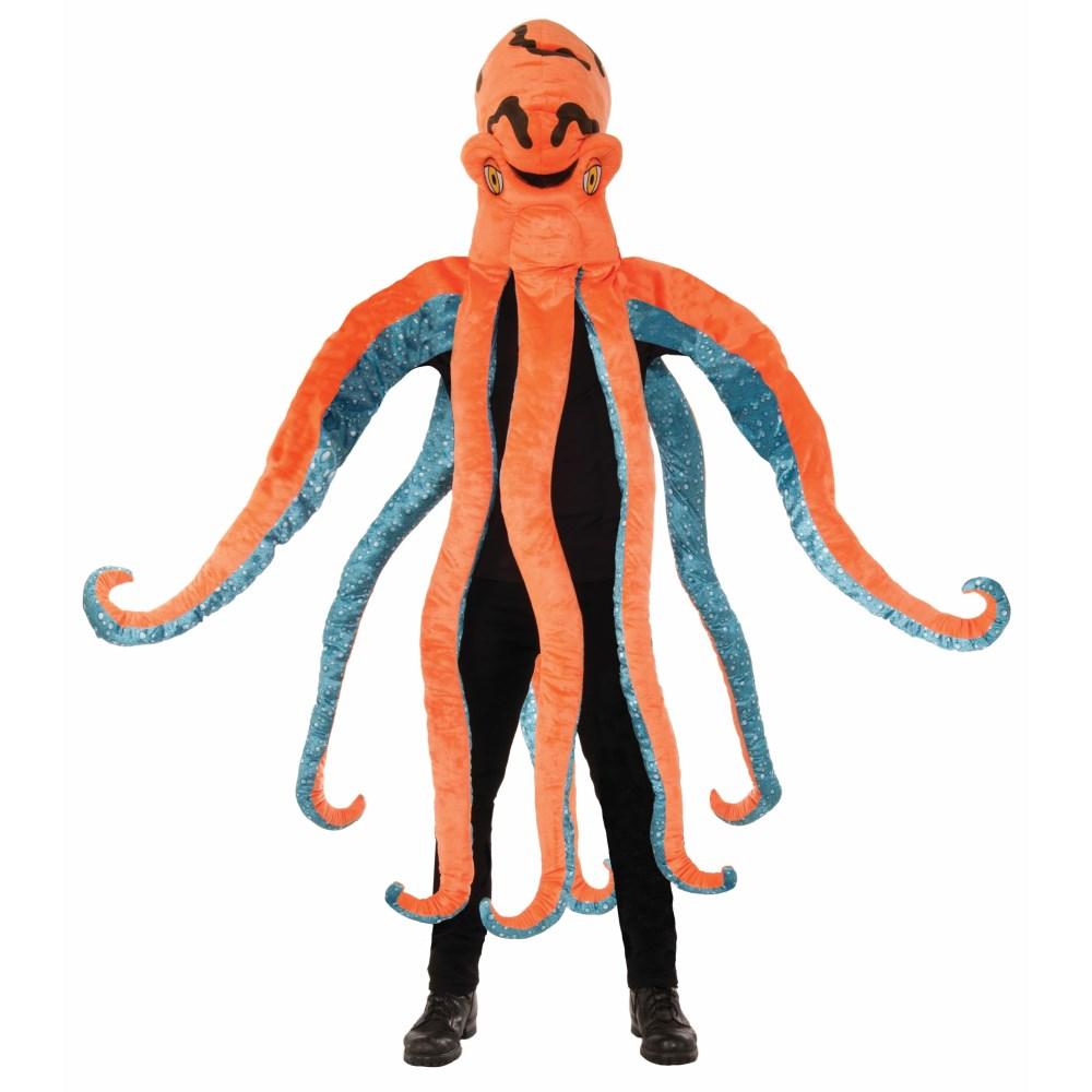 タコ 着ぐるみ 衣装、コスチューム 大人男性用 蛸