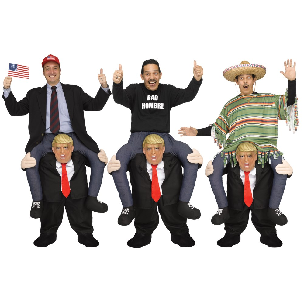 ドナルド・トランプ  衣装、コスチューム 大人用 ユニーク 大統領