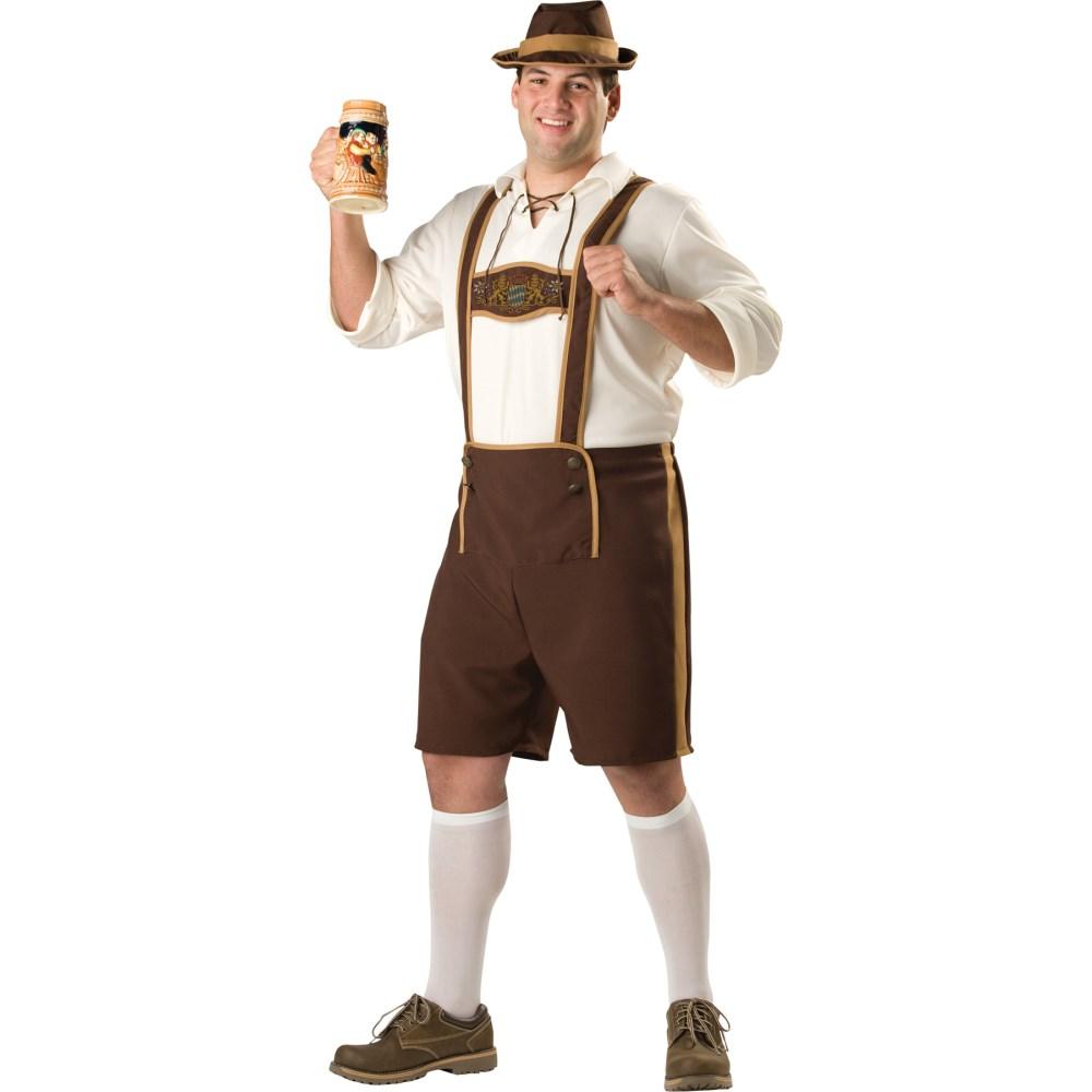バイエルン 衣装、コスチューム 大人男性用 BAVARIAN GUY