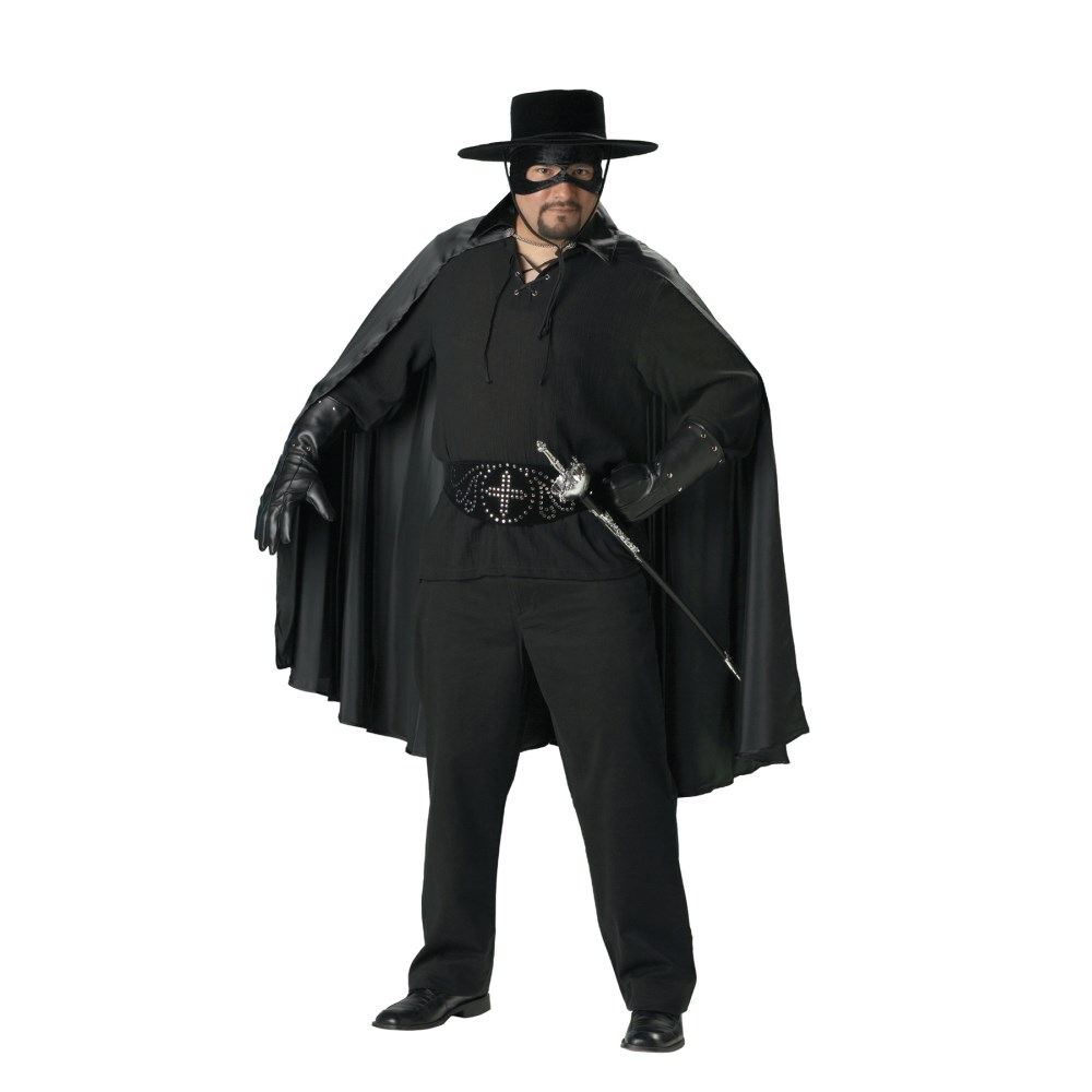 ゾロ 衣装、コスチューム 大人男性用 BANDIDO ADULT