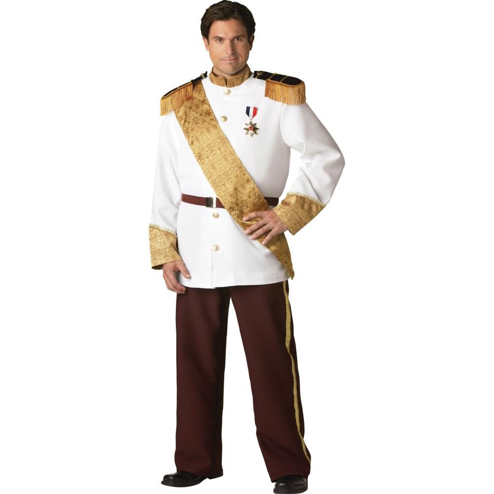 プリンス・チャーミング 衣装、コスチューム 大人男性用 PRINCE CHARMINGL