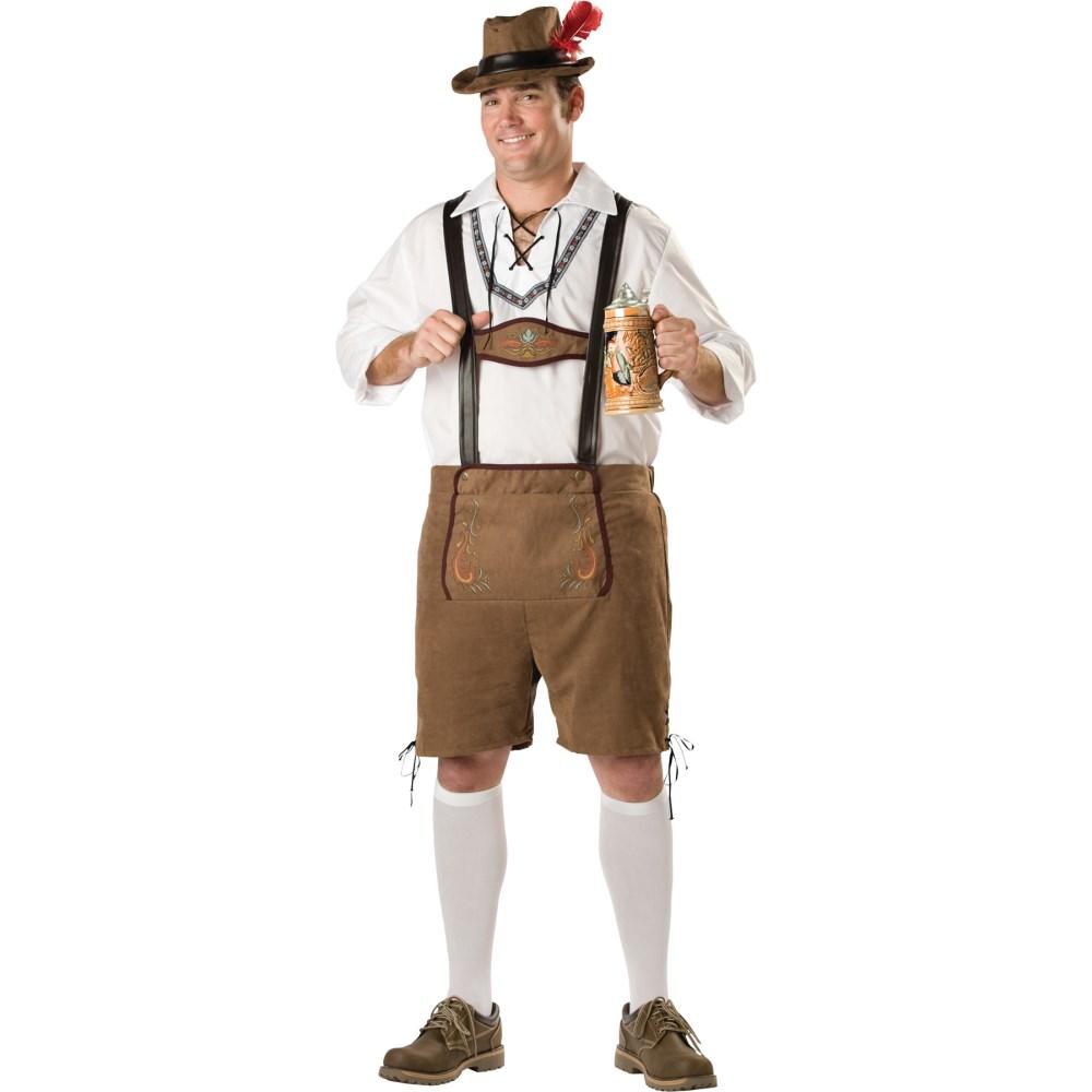 オクトーバーフェスト 衣装、コスチューム 大人男性用 OKTOBERFEST GUYL