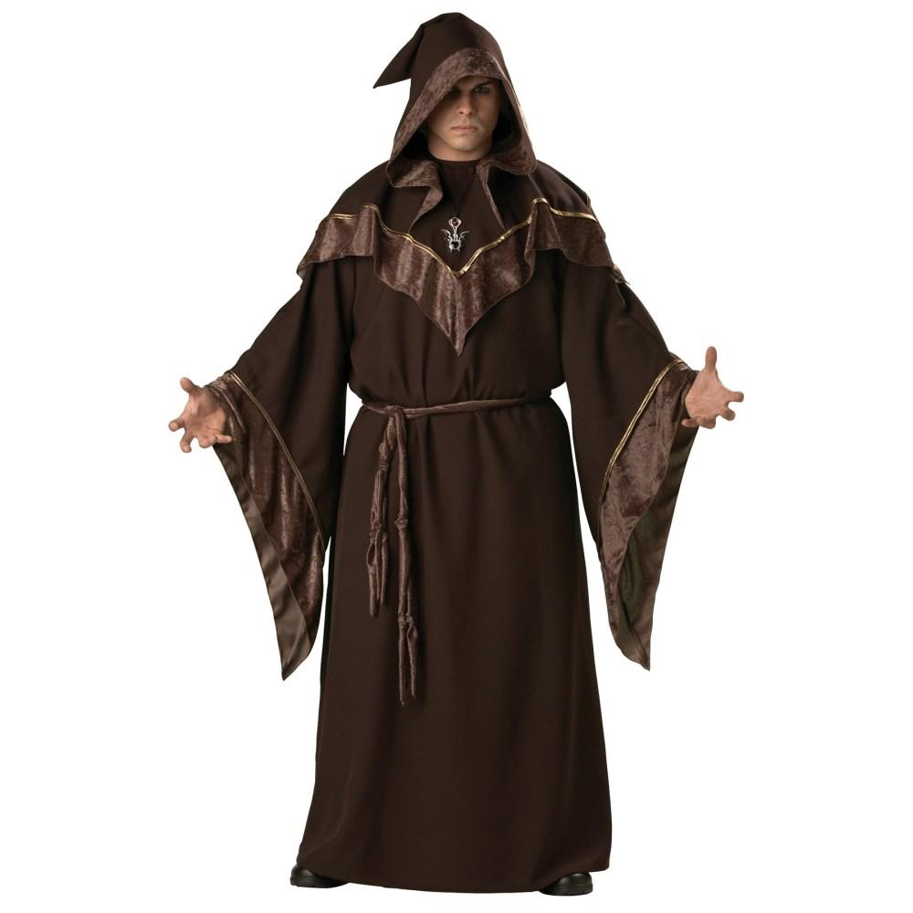 魔法使い 衣装、コスチューム 大人男性用 MYSTIC SORCERER ADULT コスプレ