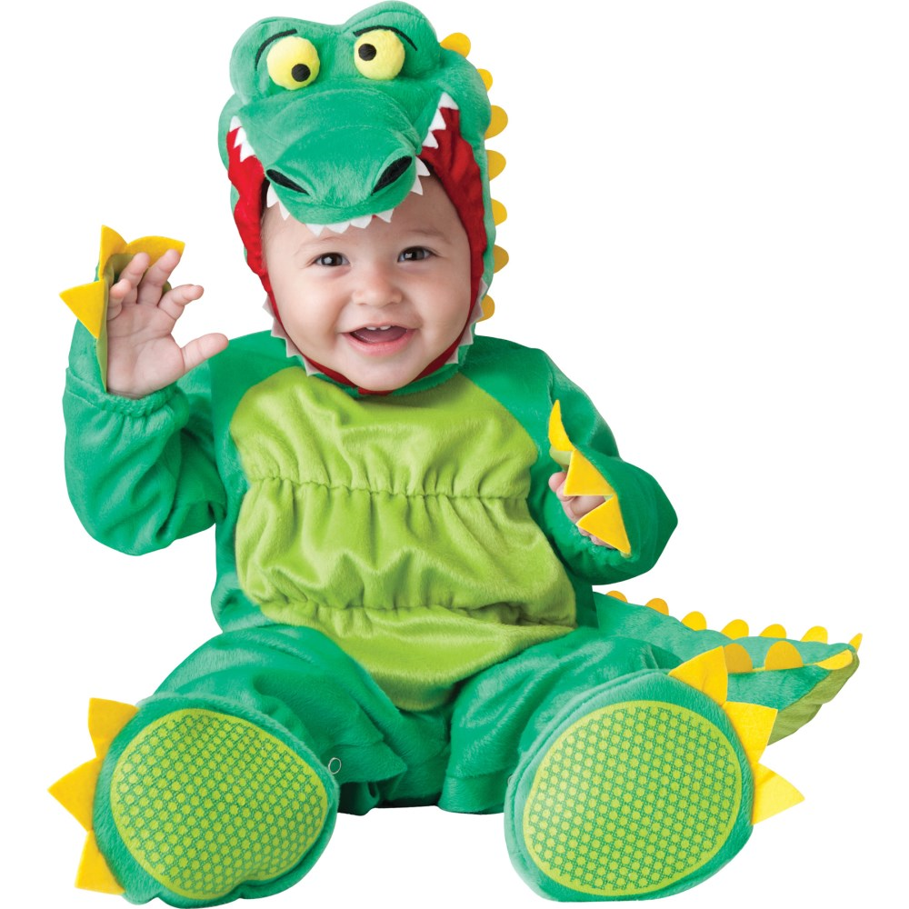 恐竜 衣装、コスチューム ベビー用 GOOFY GATOR TODDLER