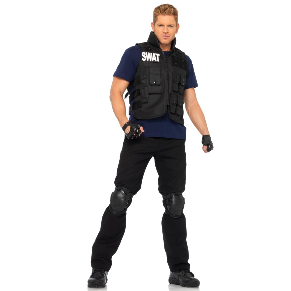 SWAT 特殊部隊 衣装、コスチューム 大人男性用 コスプレ