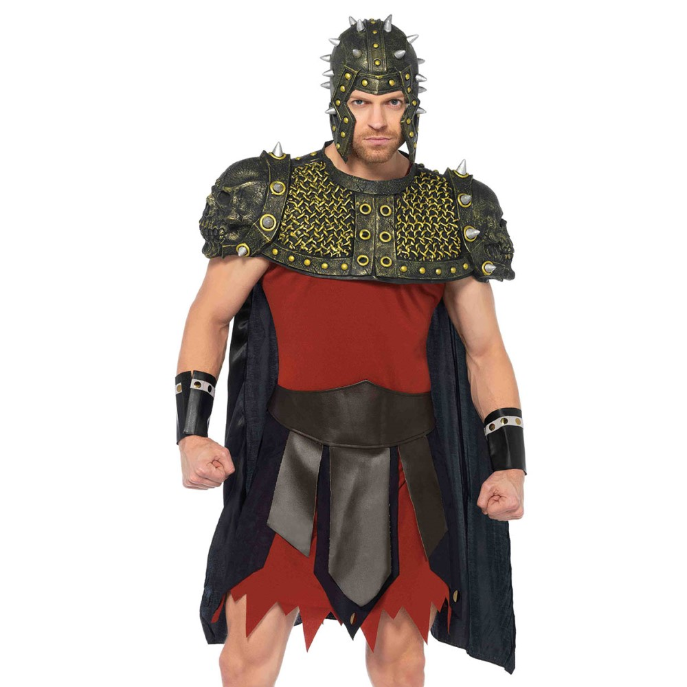 ケントゥリオ 戦士 兵士 衣装、コスチューム 大人男性用