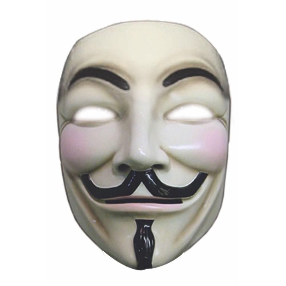 Vフォー・ヴェンデッタ マスク ボックス入り 大人用 V for Vendetta コスプレ