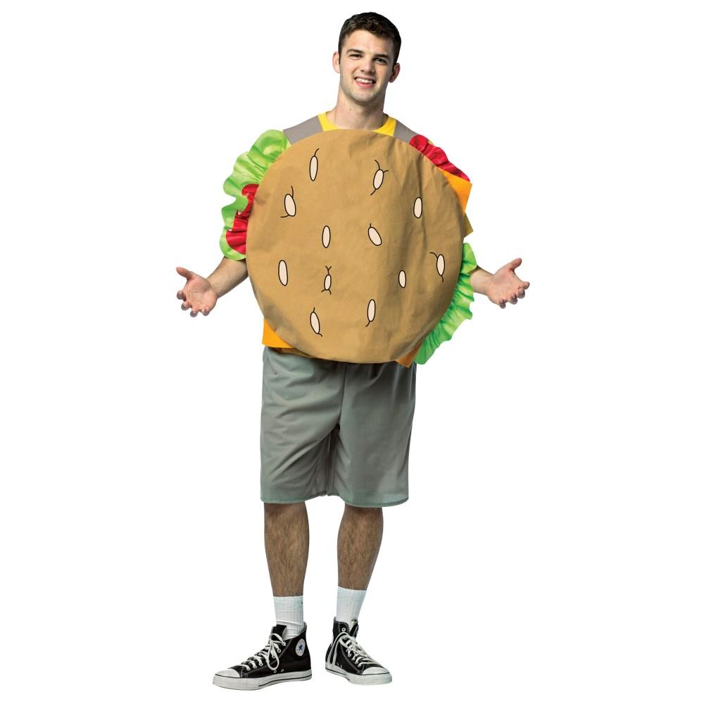 チーズバーガー Bob's Burgers  衣装、コスチューム 大人男性用 BOB'S BURGERS GENE ADULT コスプレ