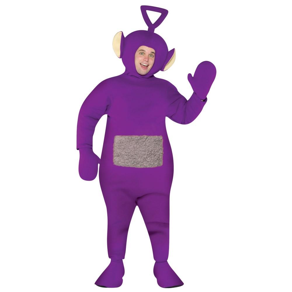 テレタビーズ トゥインクルウィンクル 衣装、コスチューム 大人男性用 TELETUBBIES TINKY WINKY ADUL