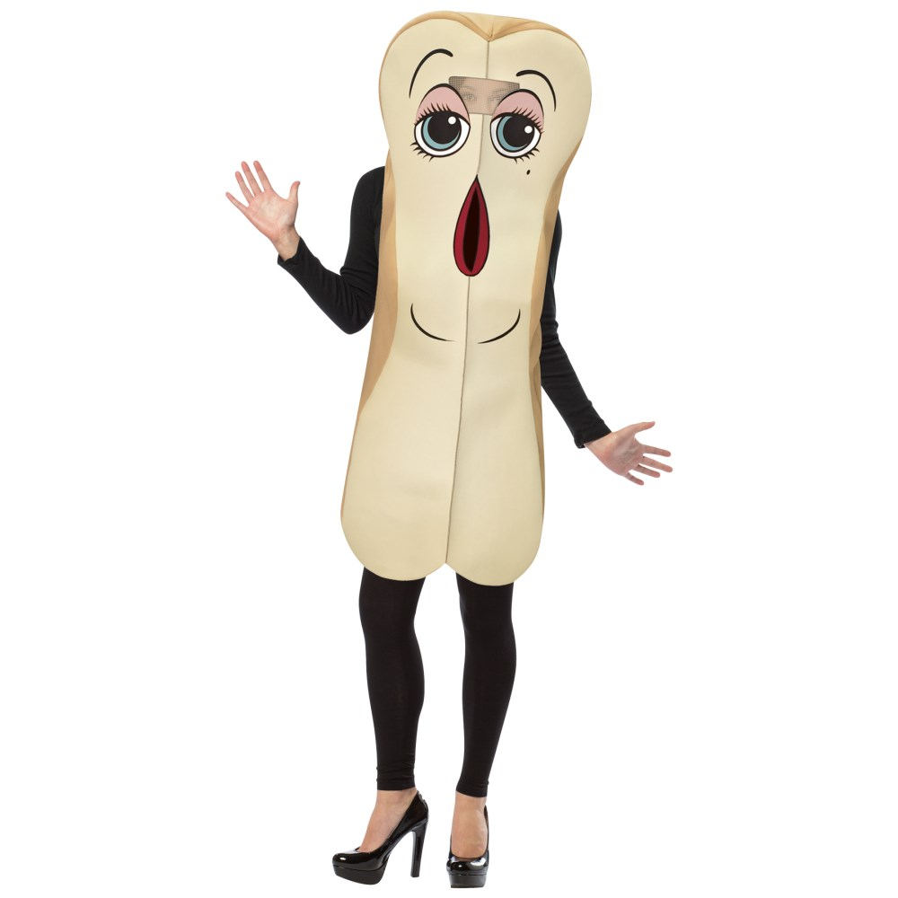 ブレンダ ソーセージパーティー 衣装、コスチューム 大人女性用 SAUSAGE BRENDA BUN