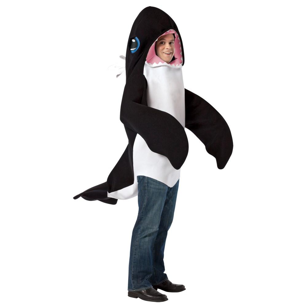 クジラ 衣装、コスチューム 大人男性用 KILLER WHALE