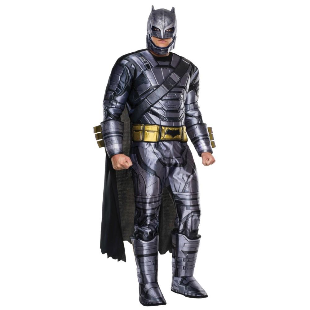 アーマードバットマン 衣装、コスチューム 大人男性用 デラックス DLX. BATMAN ARMORED