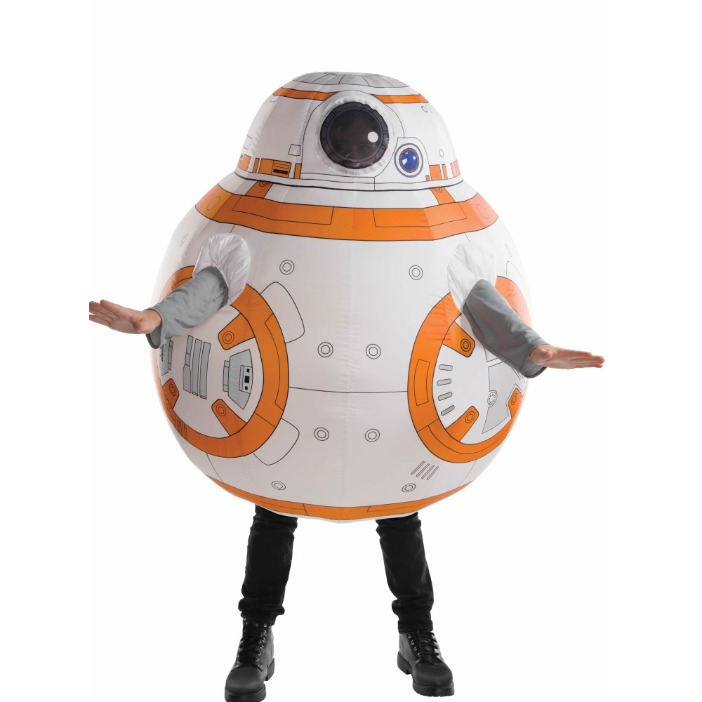 BB-8 スターウォーズ 衣装 BB-8 空気で膨らむ、コスチューム 大人用 空気で膨らむ スターウォーズ 着ぐるみ, ぐっすり屋:0918a108 --- officewill.xsrv.jp