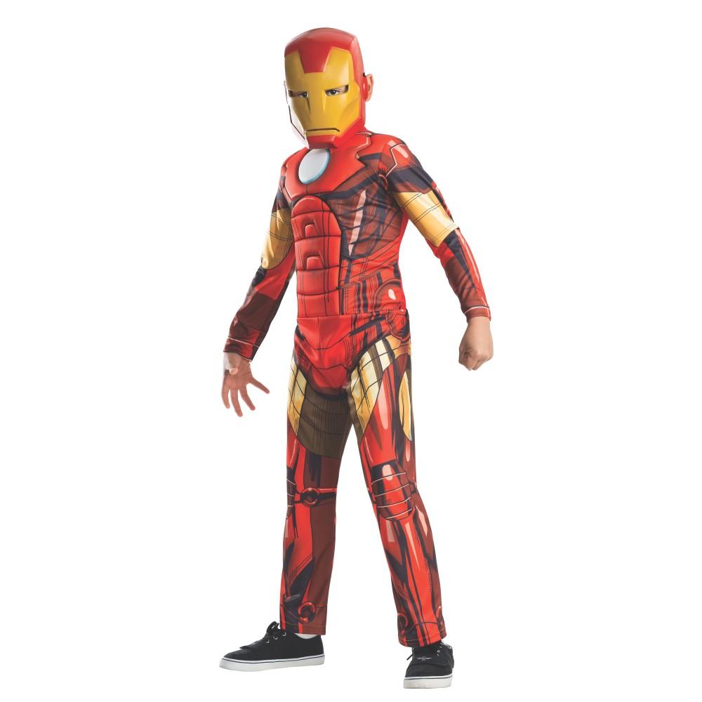 アイアンマン 衣装、コスチューム 子供男性用 アベンジャーズ・アッセンブル コスプレ