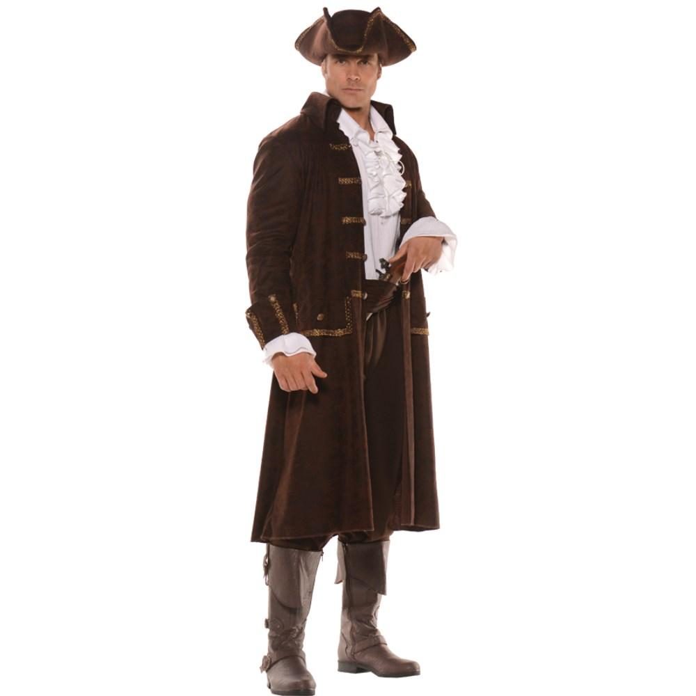 海賊 衣装、コスチューム 大人男性用 CAPT BARRETT ADULT